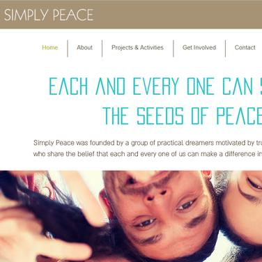 SINPLY PEACE