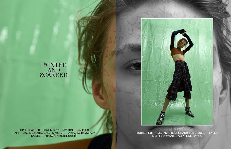 BEAUTIFUL BLOOD Magazine