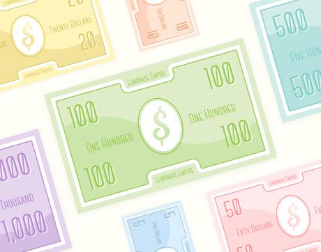 Lemonade Empire Game Money