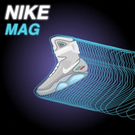 Nike Mag Air