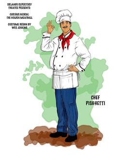 Chef Pisghetti