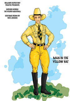Man in the Yellow Hat
