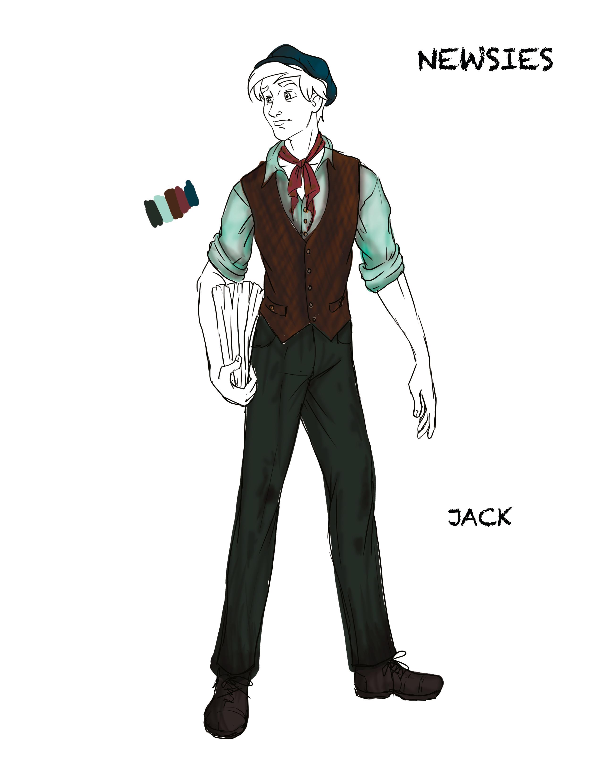 Jack Kelly