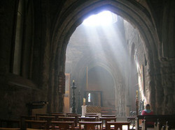 Pluscarden Abbey Church