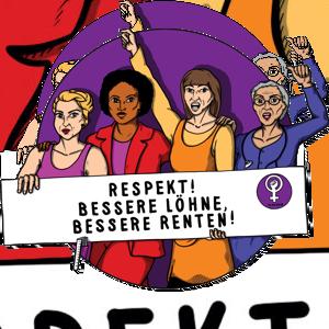 Grève des femmes 2021 : nous ne lâchons rien !