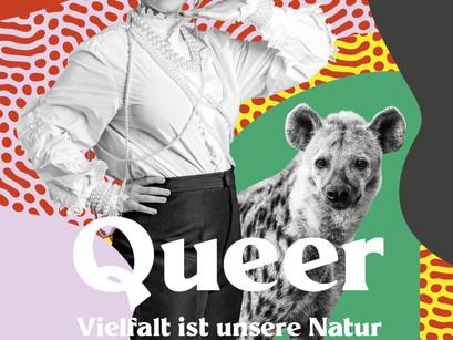 """Exposition spéciale à Berne """"Queer - La diversité est notre nature"""""""