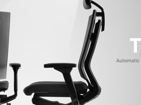 [디자인] 앉아있는 시간이 대부분인 당신을 위한 선택, 시디즈 T55