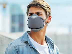 [라이프스타일] N95 등급 항균 마스크, 착용감이 편안한 Silver Mask 2