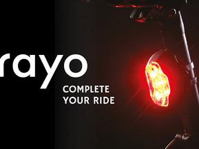[라이프스타일] 크라우드펀딩에서 디자인과 기술력으로 인정받은 자전거 후미등 라요, Rayo