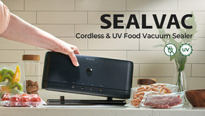 [Live on] SEALVAC: Vacuum Sealing Done In Seconds To Prevent Spoilage