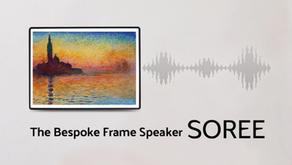 SOREE – The Bespoke Frame Speaker