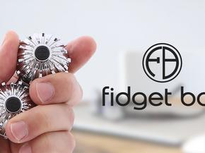 [디자인] 심심할 때! 불안할 때! 공부할 때! 이것 하나면 해결! 피젯볼, Fidget Ball