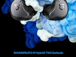 [가젯] 강력한 기능으로 무장한 갓성비 무선 이어폰 : SoundPeats H1