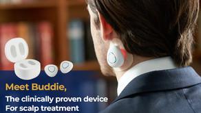 Buddie: Safe & Effective Scalp Care Device