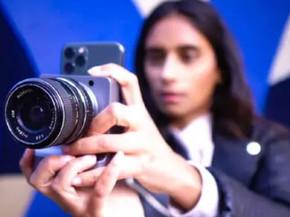 [테크] 핸드폰으로 DSLR급 촬영하기! 유튜브 브이로그 촬영 이거 하나면 돼. 알리스 카메라