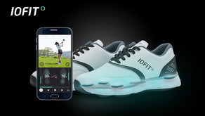 IOFIT: The First Smart Shoes To Improve Your Golf Game!