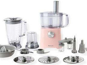 [라이프스타일] 요리마다 다른 주방용품. 10개의 주방용품을 합친 푸드 프로세서만 있으면 됩니다.