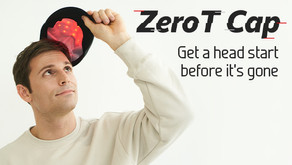 ZeroT: 3-mode Hat for Hair Growth & Healthy Scalp