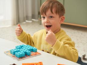 [라이프스타일] 퍼즐인데 정답이 하나가 아니라고? 아이들 상상력 자극하는 애니블록 퍼즐 챌린저!