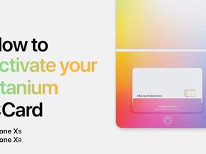 [라이프스타일] 아이폰이랑 연동하여 결제하는 애플 카드 공식 출시