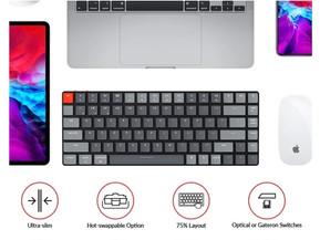 [테크] 새로운 기계식 키보드로 돌아온 KeyChron K3