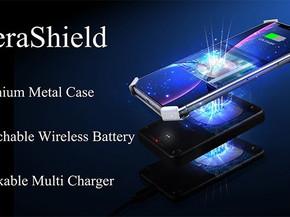 [가젯] 당신의 휴대폰을 보호하며 충전도 같이 시켜줄 BeraShield
