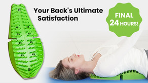 IsoSpine: Trigger Point Therapy To Relieve Your Back Pain