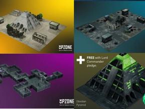 [가젯] Upzone! 게이머를 위한 화려하고 퀵한 게임 시스템, 신나게 게임하는 보드게임!강츄