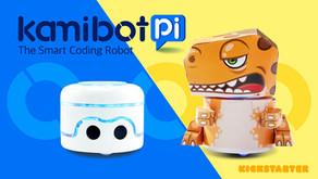 Kamibot Pi: Coding with a STEM toy robot through storytellng
