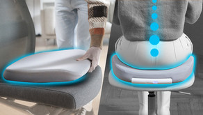 Duorest On: Lifetime Posture Correction Smart Cushion