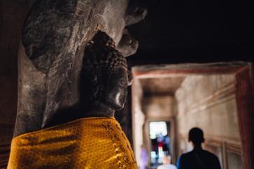 Angkor Watt Temples in Siem Reap, Cambodia
