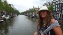 Bike, tulips, windmills and Freedom-               welcome to Amsterdam