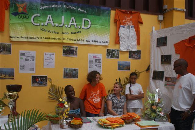 Participation du CAJAD