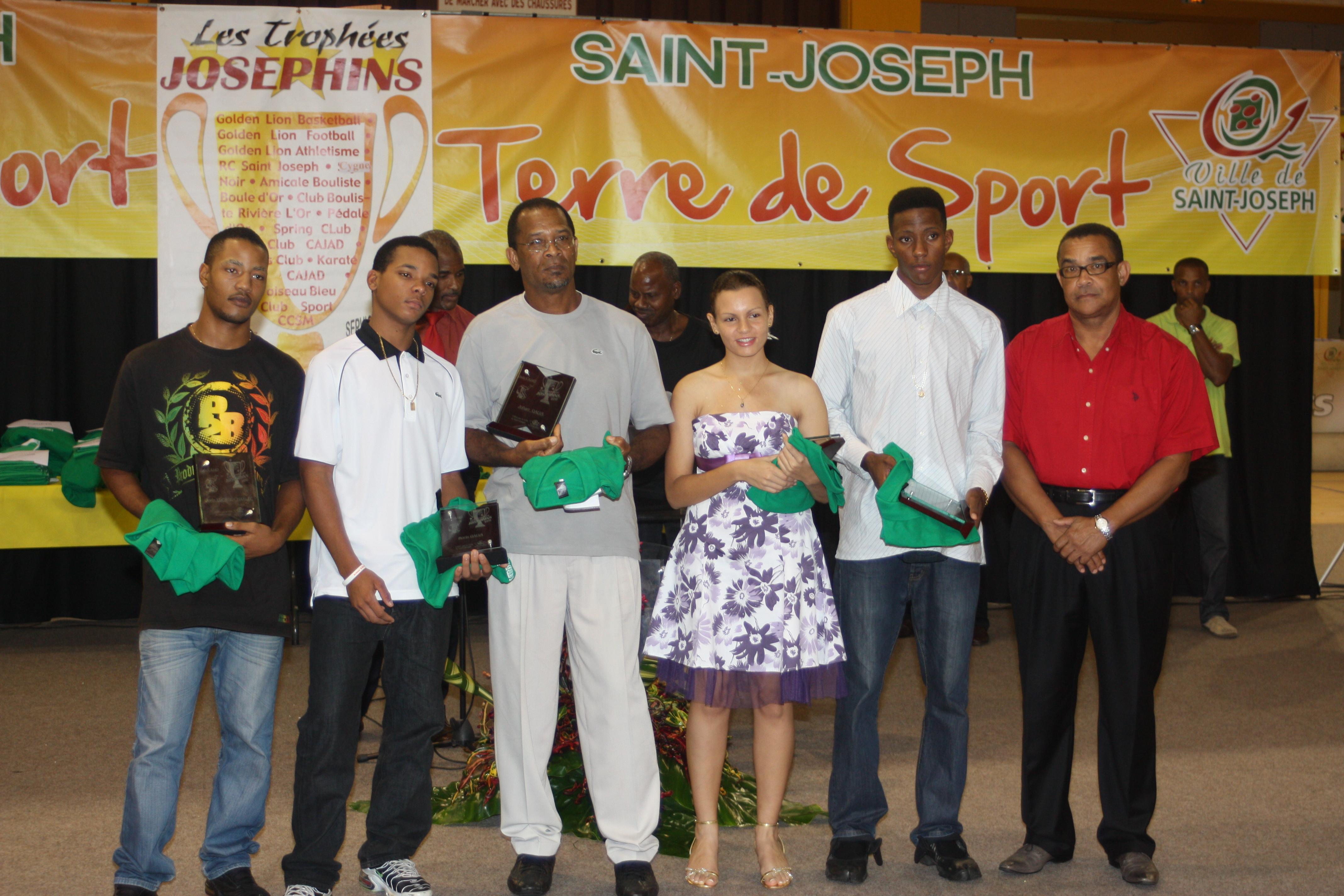Participation Trophées Joséphins