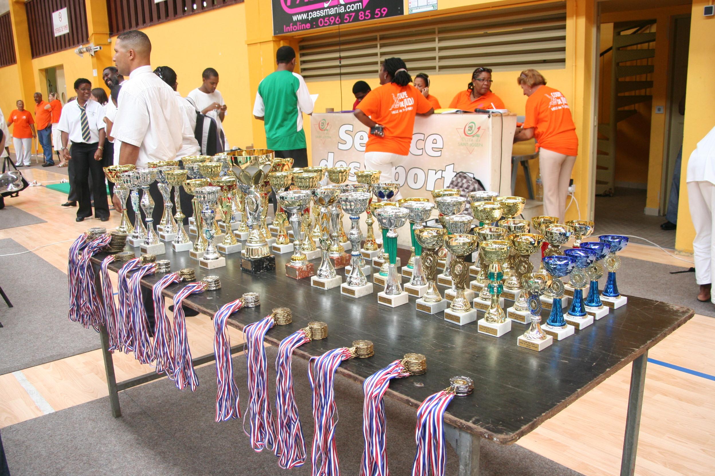 CAJAD Coupe de la ville Martinique