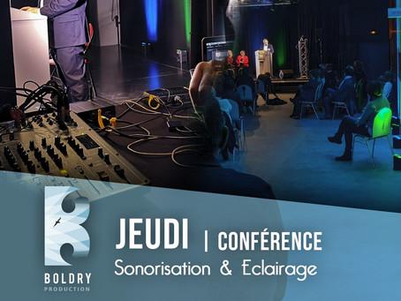 Sonorisation, Eclairage | conférence