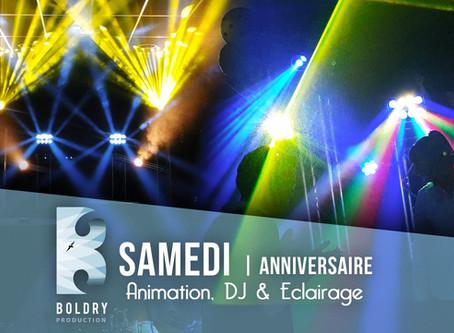 Animation, DJ | Anniversaire