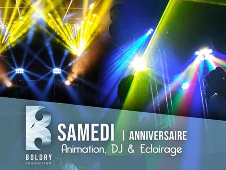 Animation, DJ   Anniversaire
