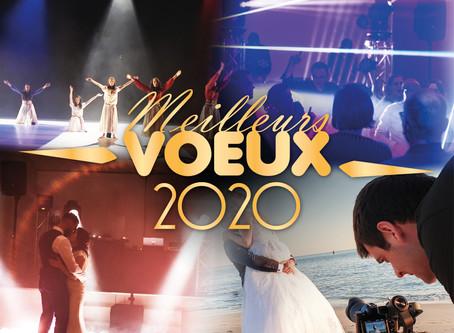 bonne année 2020 ! ⭐