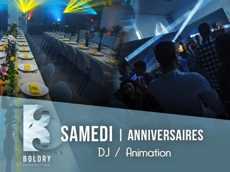 Animation, DJ, photobooth   Anniversaires