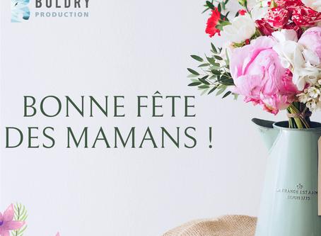 BONNE FÊTE DES MAMANS ! <3