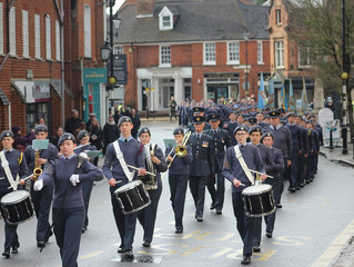 Ampthill hosts ATC Sunday Parade