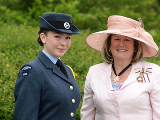 We're so proud of our CWO Bierton