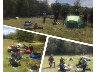Great to be back doing DofE Expeditions