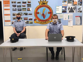 RAFAC Return to face-to-face activities