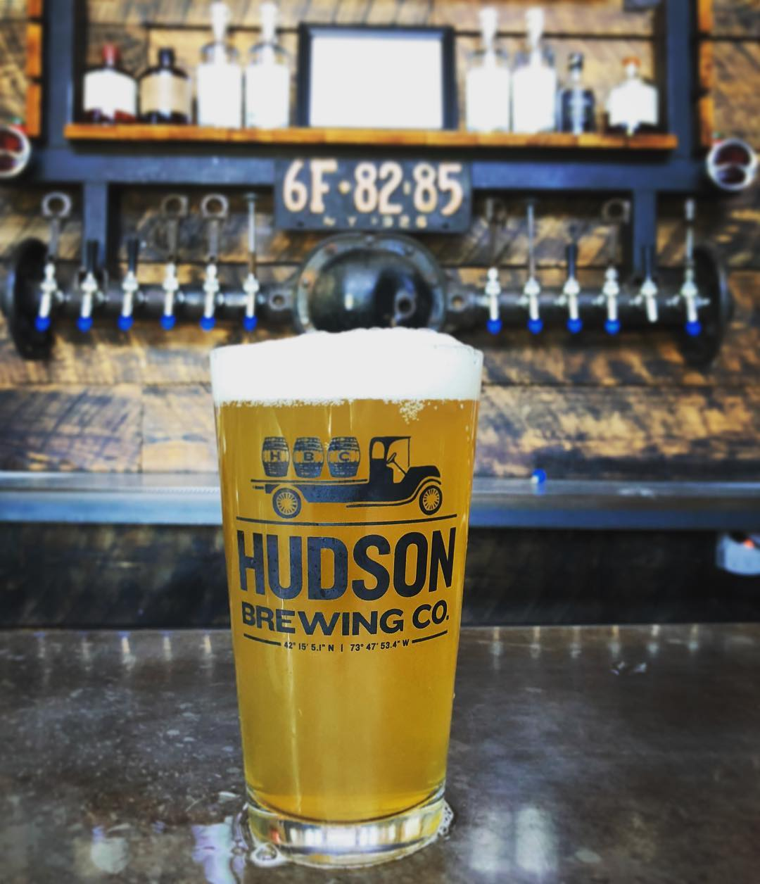 Hudson Brewing Company