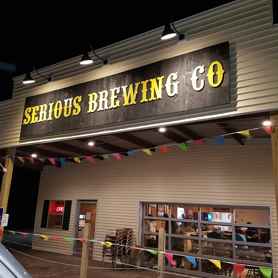 Serious Brewing Co