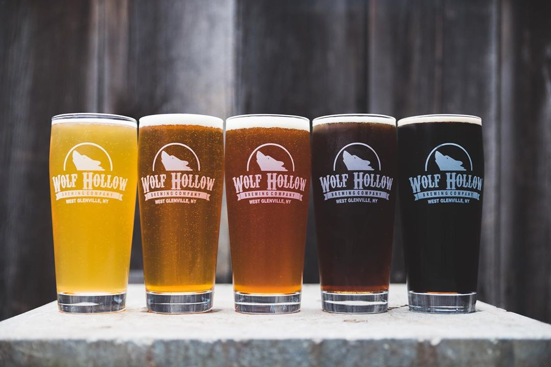 Wolf Hollow Brewing Company