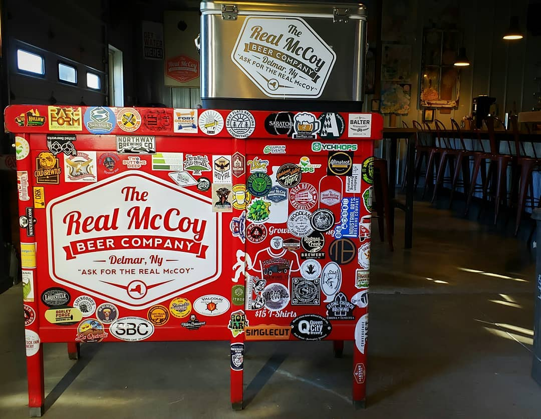 Real McCoy Beer Company
