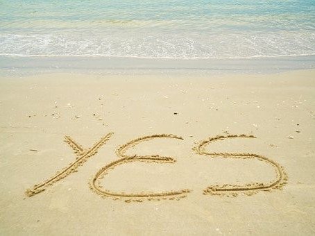 On Saying Yes